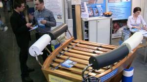 Boot 2012: Messestand Bedflex
