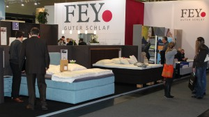 Messestand Fey