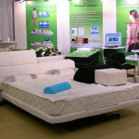 Messestand Powersleep