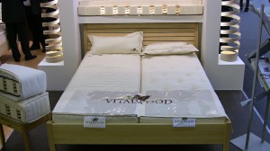 Messestand IMM-2012: Vitalwood