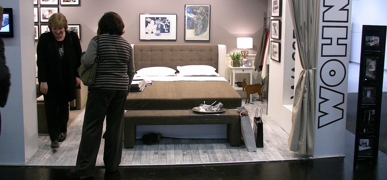 imm 2013 das wasserbett behauptet sich. Black Bedroom Furniture Sets. Home Design Ideas